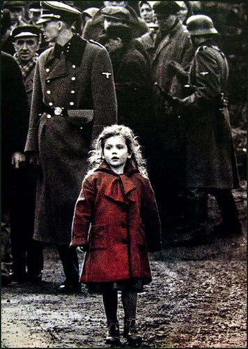 cut out A lista de Schindler